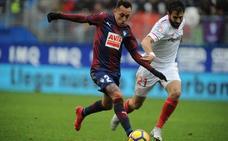 Orellana ya es del Eibar y podrá jugar ante el Valencia