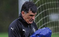 Mendilibar: «Vamos a Valencia pensando en nosotros»