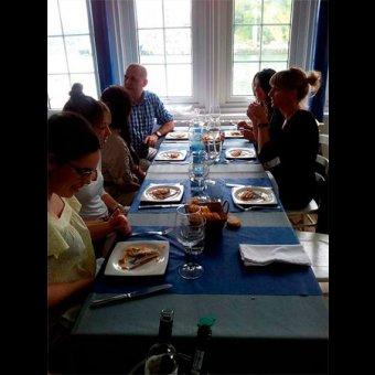 Taller de Cocina Tradicional en el Restaurante Ciaboga en Pasaia