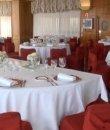 Comedor del Hotel Monte Igeldo