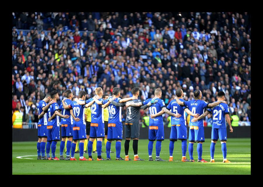 Fotos del Real Madrid - Alavés de Liga