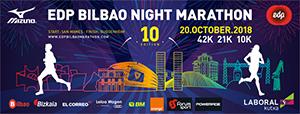 Bilbao Night Marathon 2018, inscripciones abiertas