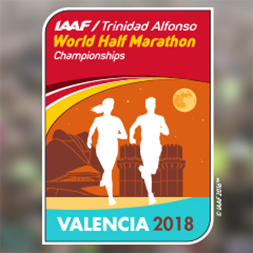 Mass Race IAAF/Trinidad Alfonso Cto. Mundo Media Maratón Valencia 2018