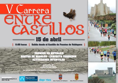 Carrera Popular Entre Castillos 2018 Palencia