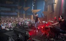 El MAZ Basauri atrae a 2.600 amantes de la música y agota entradas dos noches