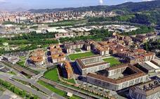 La urbanización de la zona de Metacal, en Etxebarri, terminará a mediados de mes