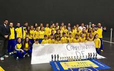 El gimnasio The Masters supera los 800 oros en campeonatos de Euskadi