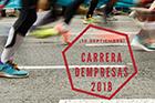 Carrera dEmpresas 2018 Bilbao, nuevo formato de la Carrera de la Ría apelando al espíritu de equipo