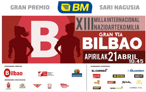 Milla Internacional Bilbao 2018