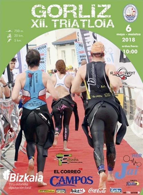 Triatlón Gorliz 2018