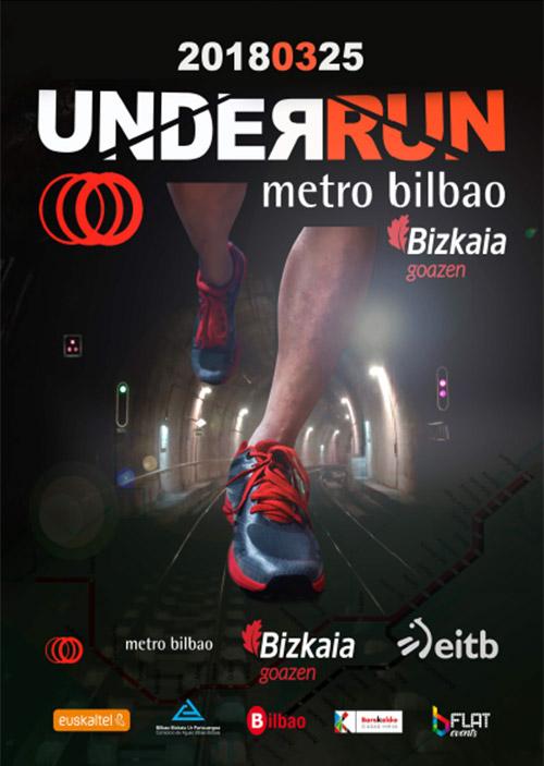 Under Run Metro Bilbao 2018