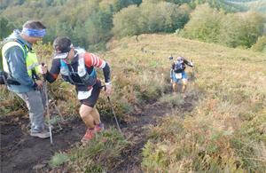 Gran Fondo Hiru Haundiak 2018, todo un reto montañero