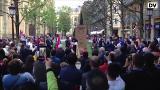 Inaugurado el 'jachkar' armenio en el Buen Pastor