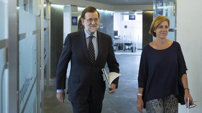 Rajoy: «Debe haber un Gobierno que pueda gobernar»