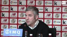 Urrutia: «Los contratos no dan garantías hoy en día en el fútbol»
