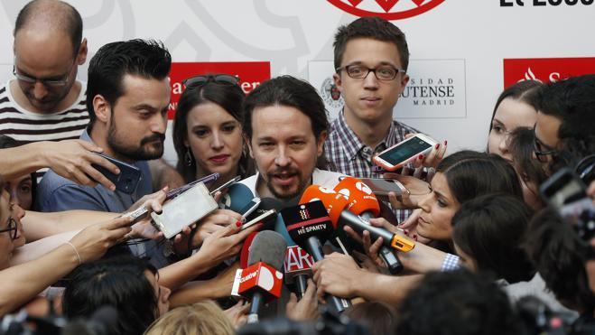 Iglesias anuncia la transformación de Podemos en un partido convencional