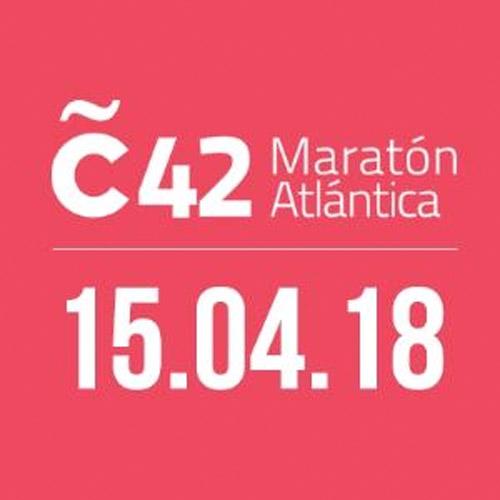 Maratón Coruña42 2018