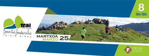 Donostia Hondarribia Trail 2018 Talaia Bidea