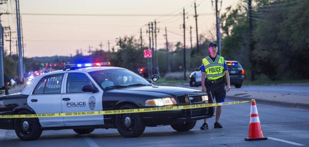 Muere el sospechoso de los ataques con paquetes bomba en Austin