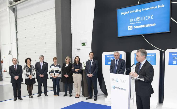Impulso a las tecnologías digitales en Euskadi