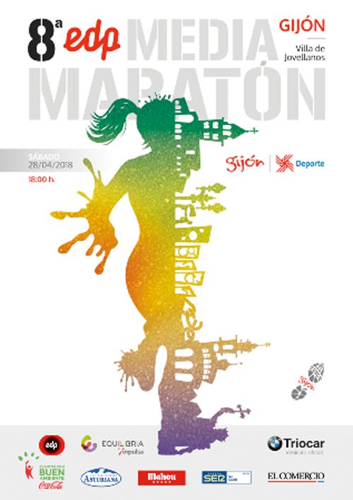 EDP Media Maratón Gijón 2018 Villa de Jovellanos
