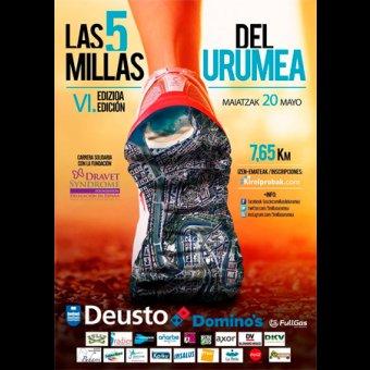 Las 5 Millas del Urumea en Donostia-San Sebastián