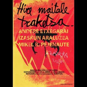 Exposición: HARRIAK - Hire Maitale Traketsa en Beasain