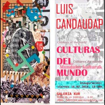 Exposición: Luis Candaudap en Donostia-San Sebastián