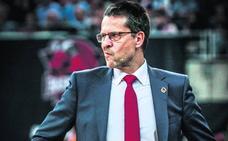 Martínez: «Es el partido que menos hemos competido, aunque salimos reforzados»