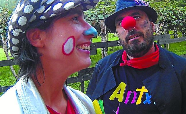Evento solidario en Biteri para ayudar a 'AlgaraKlown'