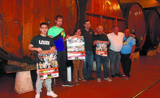 El Polideportivo acoge esta tarde siete combates amateur de boxeo