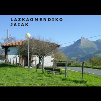 Fiesta de San Isidro en Lazkao