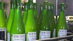 Sidra en botellas