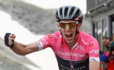Froome no se reconoce en el Giro