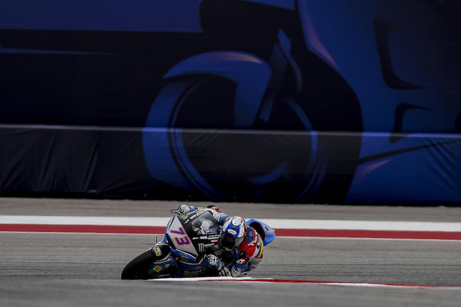 Marc Márquez logra la pole del Gran Premio de Las Américas de MotoGP
