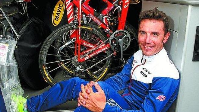 Purito Rodríguez: «Soy lo que soy por lo que entreno, no tengo la calidad de Valverde o Contador»