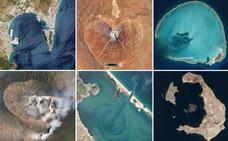 La belleza de la Tierra capturada desde el espacio