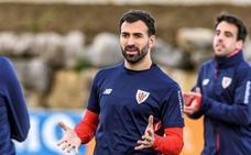 Balenziaga se lesiona y es duda frente al Betis