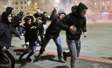 Antiviolencia propone sanciones para los implicados en los altercados del Athletic-Spartak