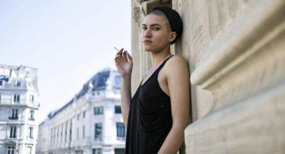 La modelo Tamy Glauser