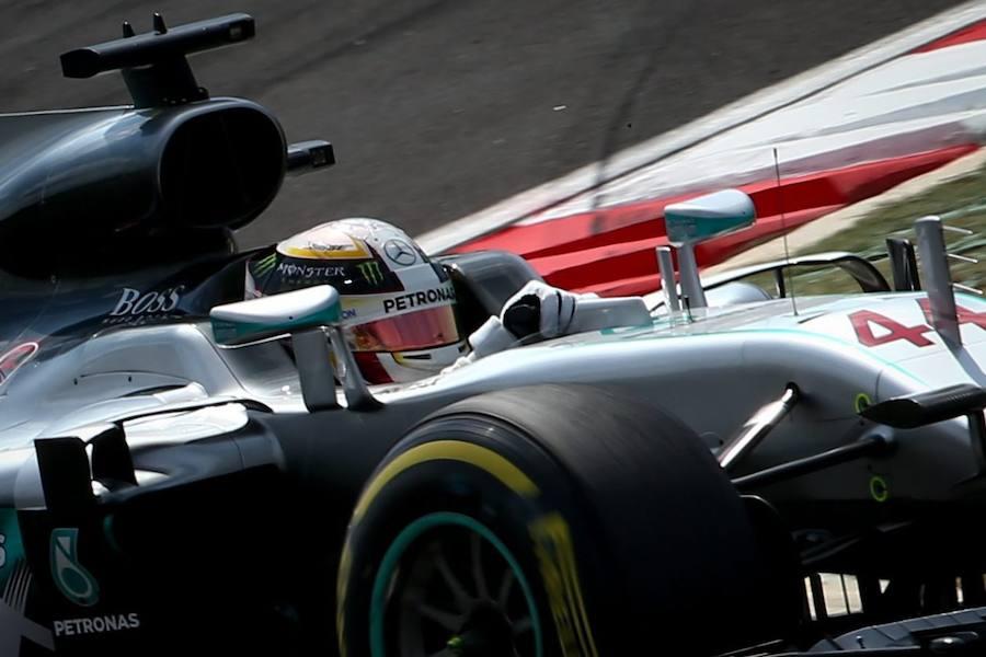 Las mejores imágenes del Gran Premio de Malasia