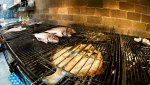 Carne y pescado de temporada en el Asador Erretegia Katxiña   Asadores