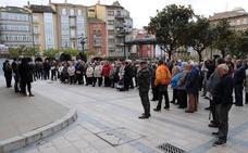 Defensa del sistema público de pensiones con menor afluencia