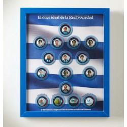 Once ideal de la Real Sociedad - Real Sociedad