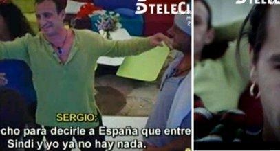 Sergio en Gran Hermano 12+1 y Pepe