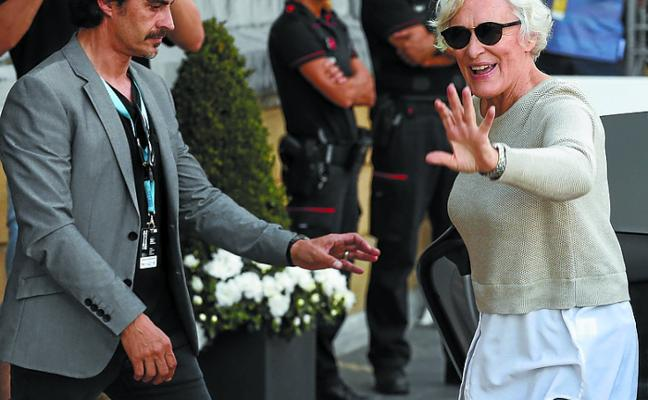 El estreno europeo de 'The Wife', con Glenn Close, clausura el festival
