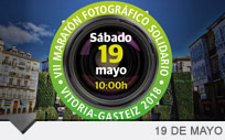 Inscríbete ya al Maratón Fotográfico de Vitoria-Gasteiz