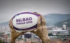 Empieza la gran fiesta del rugby: Bilbao espera 100.000 hinchas extranjeros