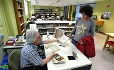 La biblioteca gana 382 nuevos socios y supera los 23.000 préstamos en 2017