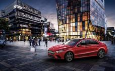 Mercedes Clase A L Berlina, estreno en Pekín